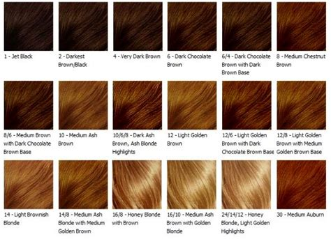 8 best hair colour chart images on colour chart hair color charts and hair color hair extension colours for medium skin tones q a