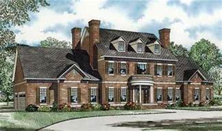 Colonial Style House Plans by House Plans Colonial Style Homes Colonial Style House