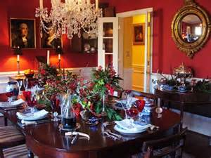 christmas dining room decoration room decorating ideas