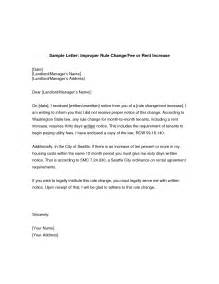 Sample letter for tenant to send to landlord notifying him her re