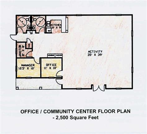 sle classroom floor plans sle floor plans for daycare center preschool class