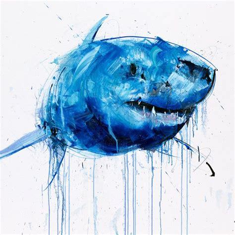 shark painting 25 best ideas about shark on shark craft