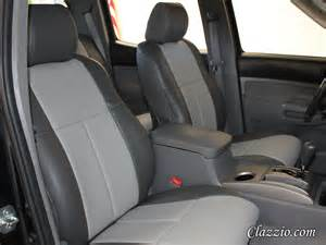 Seat Covers For Toyota Toyota Tacoma Seat Covers Clazzio Seat Covers