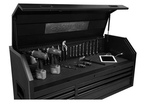 husky 52 in 18 drawer tool chest and cabinet set the husky tool chest rolling cabinet workbench