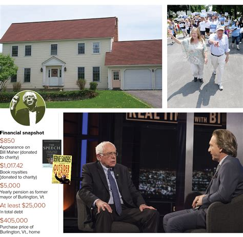 bernie sanders houses clockwise the home owned by the sanderses in burlington