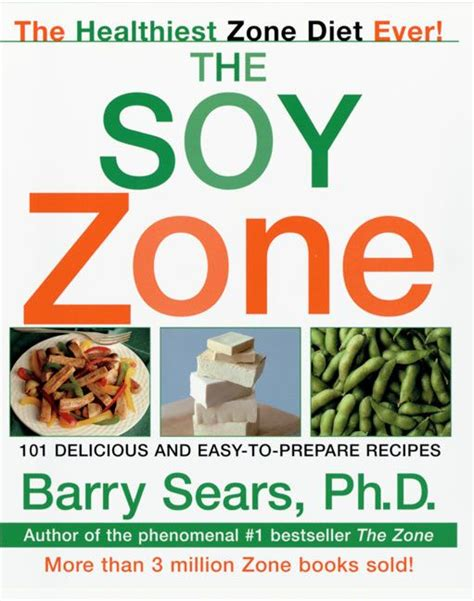 the soy zone barry sears paperback