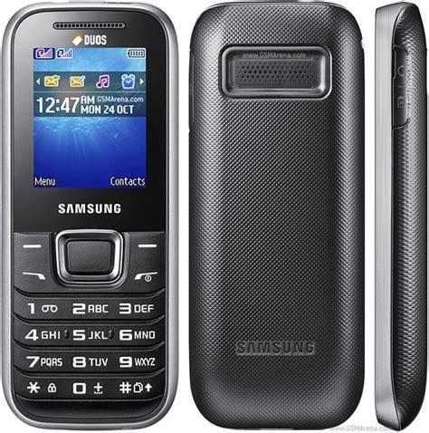 Hp Senter Samsung samsung e1232b dual sim merk terkenal murah harganya cuma 300 ribuan erdishare