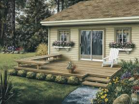 small patio plans dewey low patio decks plan 002d 3004 house plans and more
