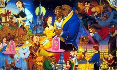 1000 images about beauty and the beast set design on jigsaw puzzles 1000 pieces quot beauty and the beast quot disney