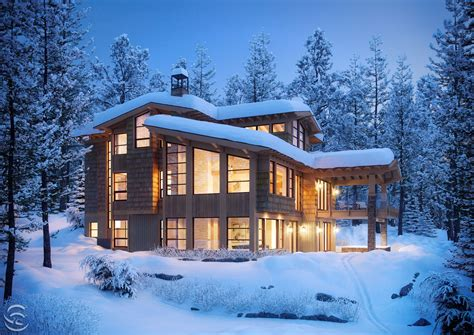 houses in canada cgarchitect professional 3d architectural visualization user community house in canada