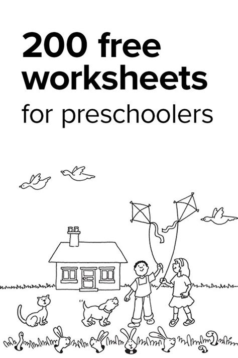 worksheets for preschoolers in science math and science worksheets for kindergarten 1000 images