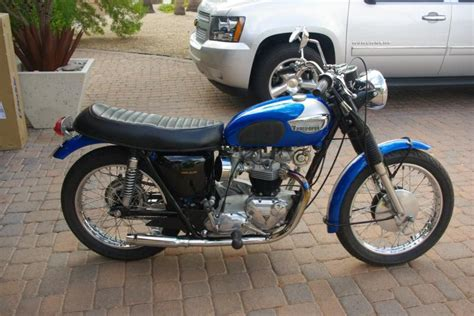 buy 1968 triumph bonneville t120r on 2040 motos