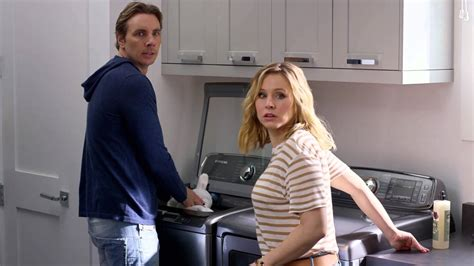 lifelock commercial actress engaged kristen bell dax shepard kill you with cuteness in their