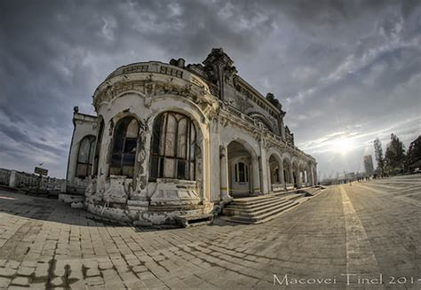 stunning abandoned casinos  europe euro palace