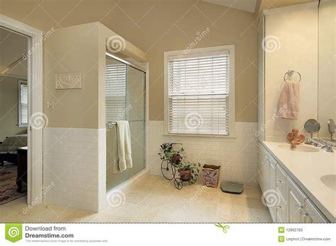 gold bathroom walls master bathroom with gold walls stock photos image 12662783