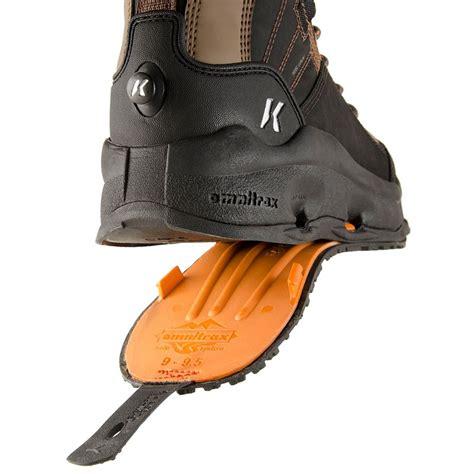 korkers wading boots korkers 174 buckskin felt wading boots fb4310 waderusa