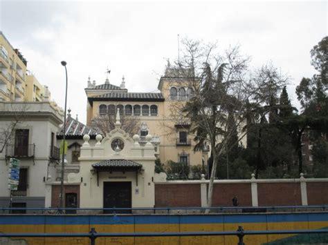 el palacio de la el palacio de la trinidad en francisco silvela madrid