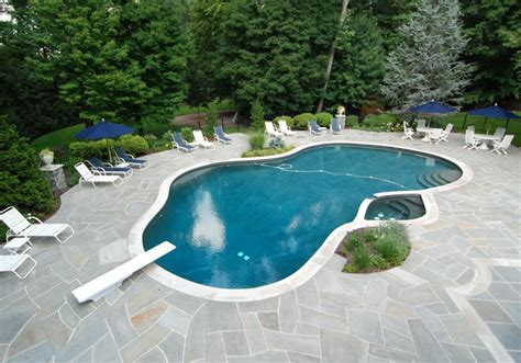 gunite pool construction phases