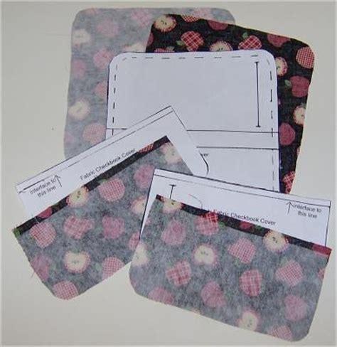 cloth sewing checks a magic pat trick pattern scissors fabric checkbook cover free sewing pattern