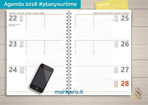 agenda 2017 stabile calendario 2018 marbaro 100 images planner 2017 da