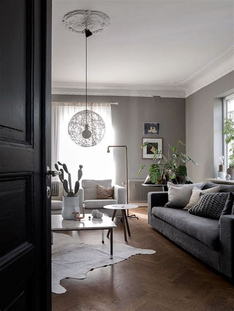 white and grey wall colors for scandinavian living room 25 best ideas about scandinavian living rooms on