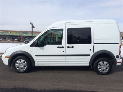 how it works cars 2012 ford transit connect seat position control find used 2012 ford transit connect xlt cargo van a condition ready to work in castle rock