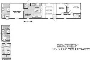 16 X 80 Mobile Home Floor Plans clayton yes series hardwood floors fancy 16x80 mobile home floor plans