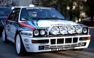 Lancia Delta Integrale Rally Lancia Delta Integrale Rally Image 47