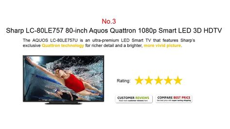 80 Inch Tv Review by Best 80 Inch Tv Reviews 80 Inch Led Tv Review And Deals