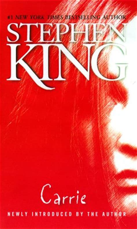libro carrie the bored reading otaku carrie by stephen king