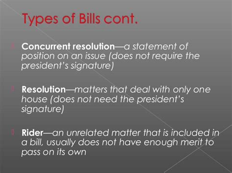 when does the house consider bills from the corrections calendar how a bill becomes a law lecture