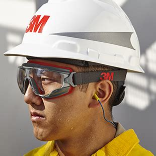 Goggle Gear Clr 3m A F Lns Gg501sgaf Pe Each protective eyewear ppe 3m worker health safety
