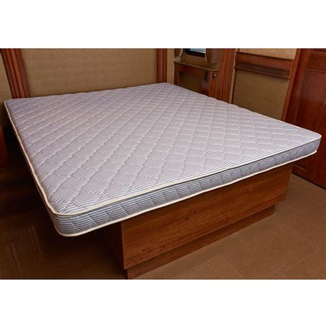 48 X 75 Mattress by Innerspace 5 5 Inch Rv Cer Reversible Mattress Three