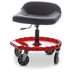 traxion rolling seat with gear tray 282927