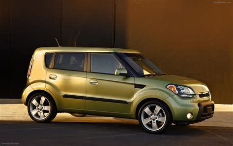 Kia Soul Sedan Kia Soul 2011 Widescreen Car Wallpaper 03 Of 28