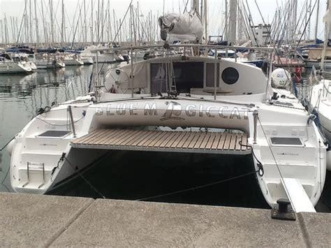 catamaran blue magic cat barcelona catamaran blue magic cat fotograf 237 a de blue magic cat
