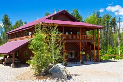 glacier outdoor center cabins