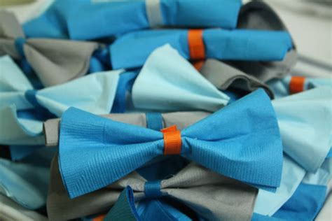 the fast lane bow tie baby shower