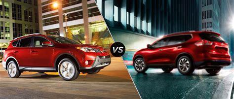 Toyota Rogue Rogue 2015 Vs Rav 4 Html Autos Post