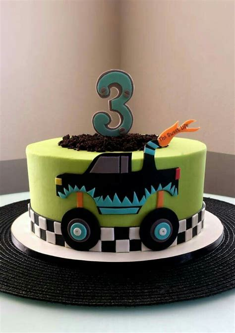 truck ideas best 25 truck birthday cake ideas on