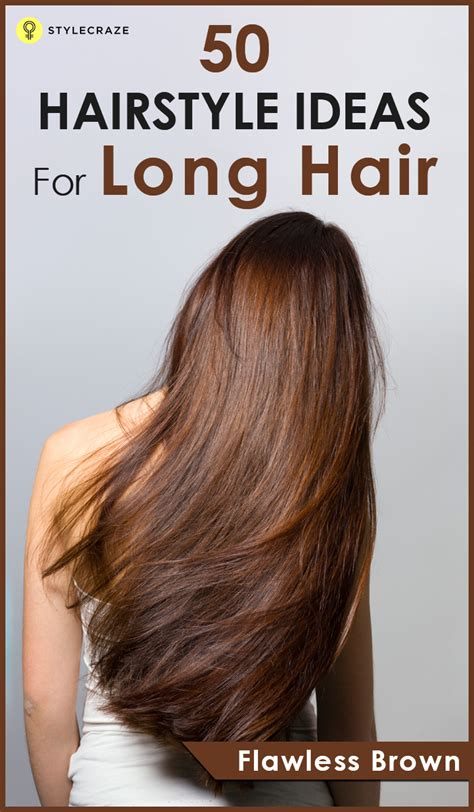 easy hairstyles for long straight hair step by step hairstyles for long straight hair step by hairstyles