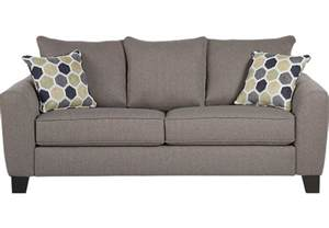 Denim Sleeper Sofa Bonita Springs Gray Sofa Sofas Gray