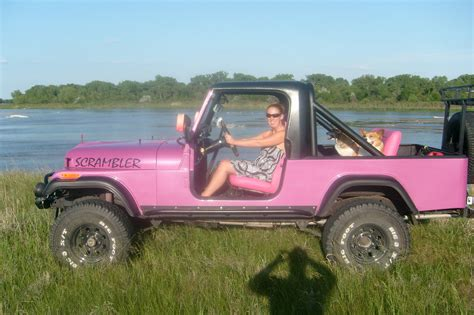 jeep girls pin woman driving jeep us army airfield presque isle photo