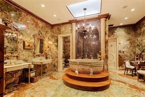 Most Expensive Bathroom Most Expensive Home In New York Alux