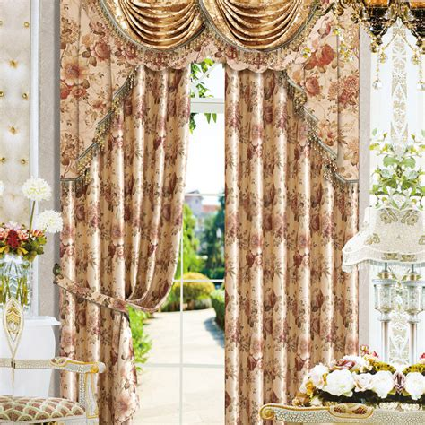 semi custom curtains printing semi custom curtains in romantic design