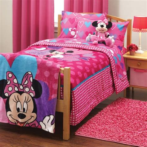 Minnie Bed Set Size Minnie Mouse Bedding Sets