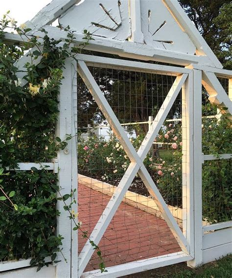 chip and joanna gaines garden 17 best images about gate on pinterest chain links gate