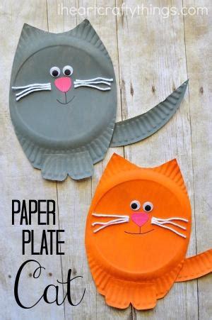 Paper Plate Seagull Craft - preschool summer bird craft paper plate seagull home