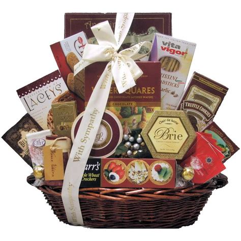 Sympathy Baskets by Best 25 Sympathy Gift Baskets Ideas On