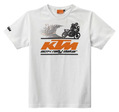 t shirt ktm t shirt dakar rally limited edition t shirt t shirts